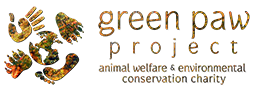 Green Paw Project logo