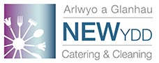 NEWydd Catering & Cleaning Logo